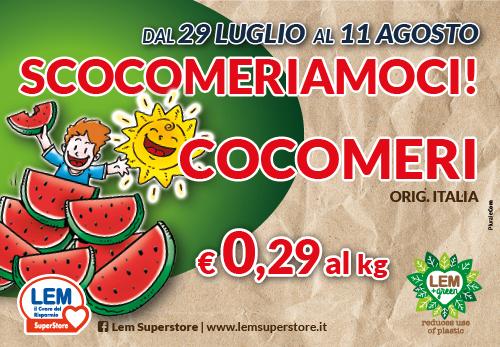 Cocomeri Italia Scocomerata